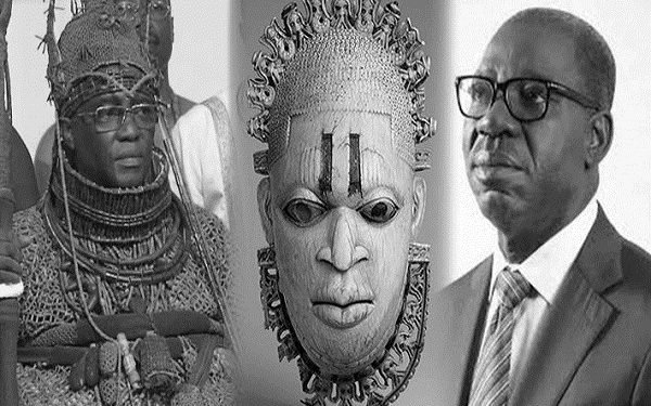 Obaseki: I'm ready to discuss with Oba of Benin on stolen artefacts