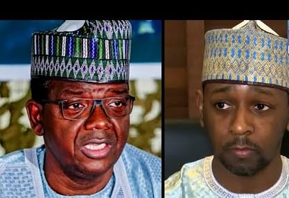 Zamfara: PDP supports deputy governor's move to take over Matawalle's seat