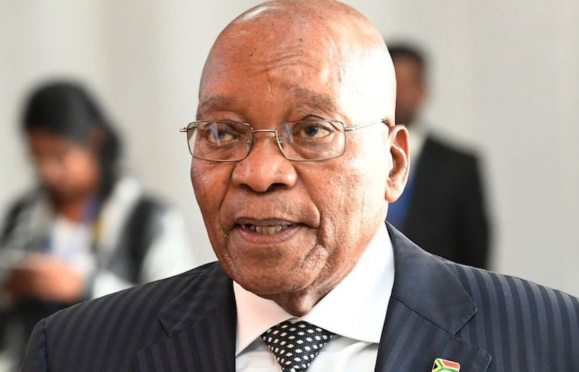 South Africa Lets Jailed Former President Zuma Attend Brother's Funeral