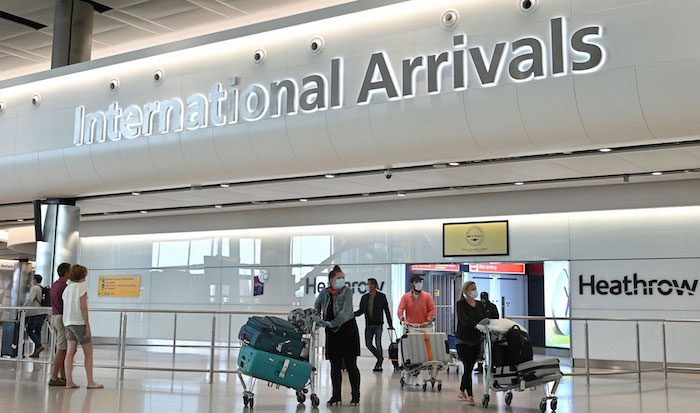 Quarantine-free Travel Between UK and France Resumes as Rules Change