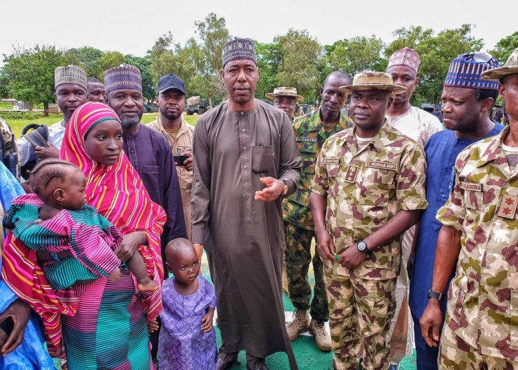 Another Chibok Schoolgirl Emerges Seven Years After Abduction, with Two Children.