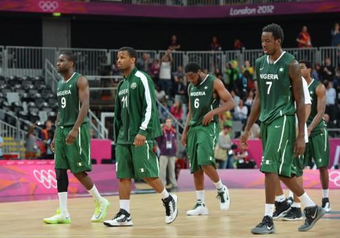 Nigeria drops to 23 in FIBA World rankings
