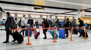 In November, US to ease  travel restrictions  For Vaccinated Foreign Air Travellers