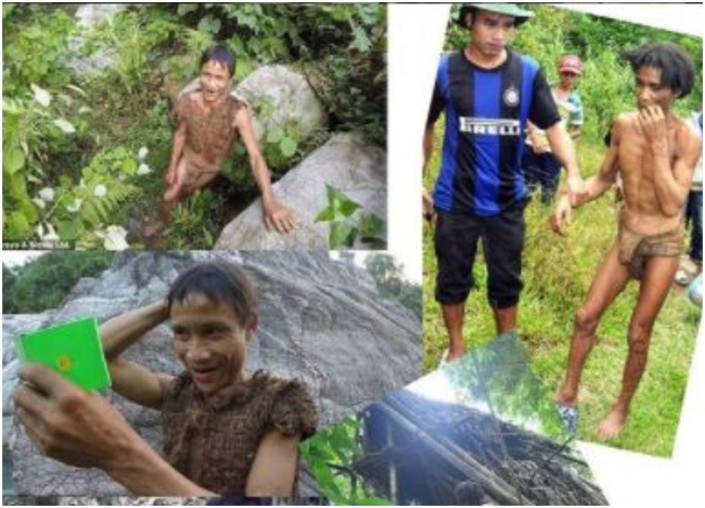 Real Life 'Tarzan' Who Lived In Jungle For 40 Years Dies 8 Years After Being Brought Into Civilization (Photo)