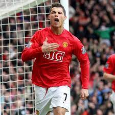 Ronaldo scored twice as he return to old trafford after 12 years.