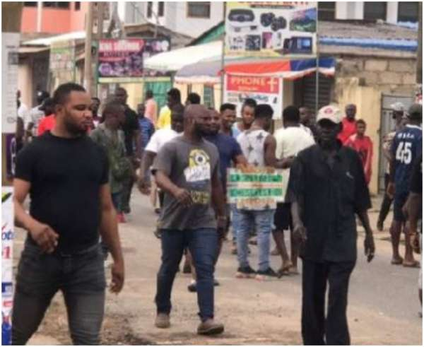 Despite diplomatic intervention, Ghanaians' hostility toward Nigerian traders has returned